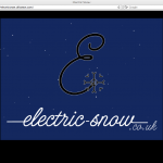 Electric Snow